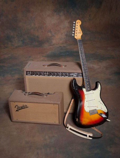 Joe Bonamassa's Fender Stratocaster              (Duplicate)