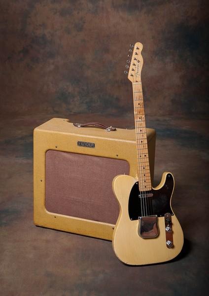 Joe Bonamassa's 1951 Fender Telecaster