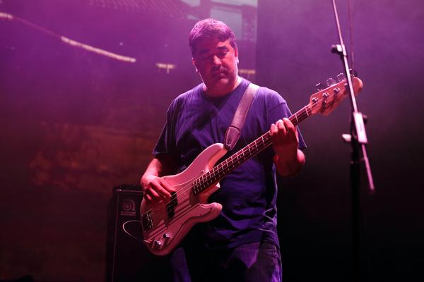 Kevin Garcia's Fender P-Bass