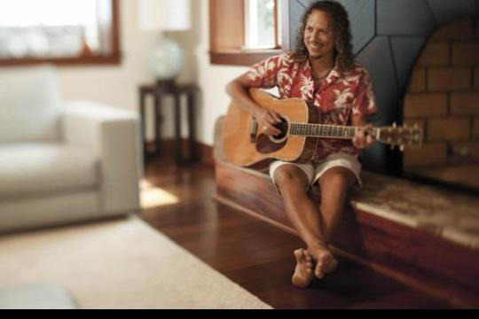 Kirk Hammett 39 S Guitars Gear Wah Amps Equipboard
