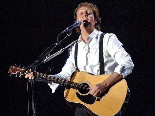 Paul McCartney's Martin D-28