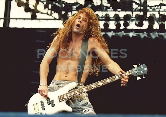 Mike Starr Alice In Chains