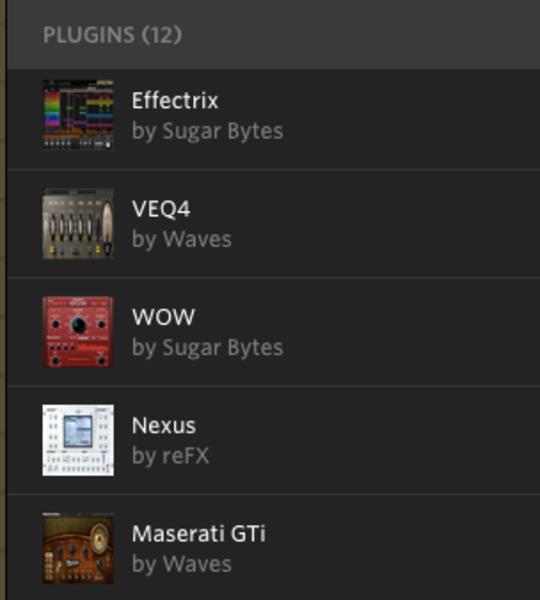 refx plugins
