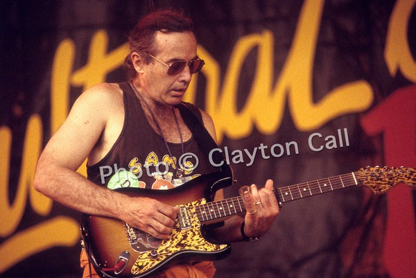 Ry Cooder's Fender Stratocaster Electric Guitar