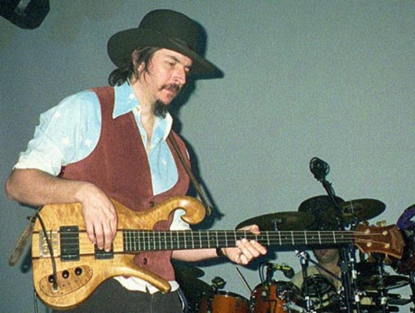Les Claypool's Carl Thompson - Maple Piccolo Bass