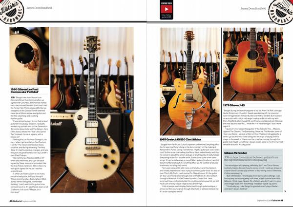 James Dean Bradfield's Marshall JCM900 4100 100-Watt Dual Reverb Guitar Amp Head