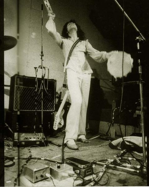 Marc Bolan's John Hornby Skewes Shatterbox