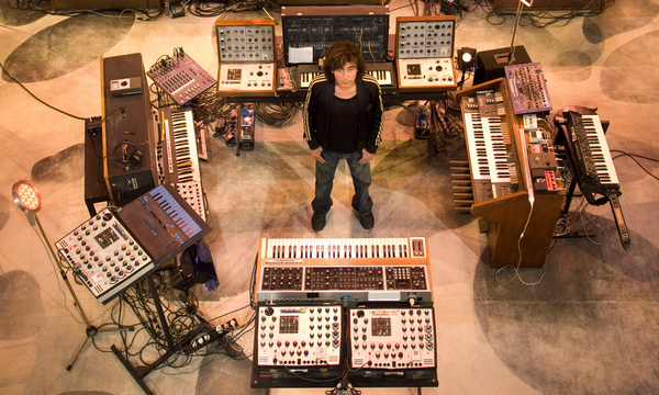 Jean Michel Jarre's EMS - Synthi A