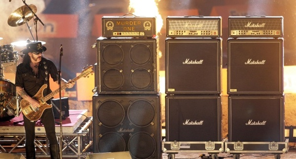 Lemmy Kilmister's Marshall MF350 Mode Four 350W Head | Equipboard®