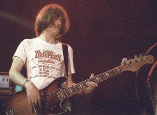 John Paul Jones's Fender American Deluxe Jazz Bass V