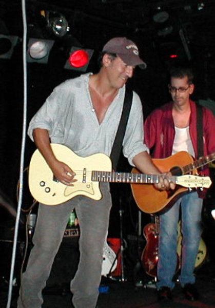 Bruce Springsteen's Danelectro 56-U2