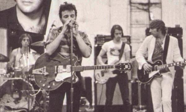 Bruce Springsteen's Gretsch Country Gentleman