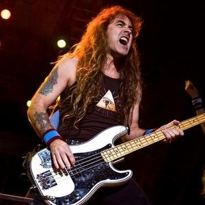 steve harris bass techniques